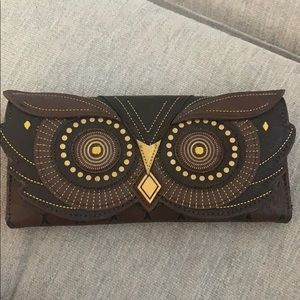 Loungefly Woman's Owl wallet